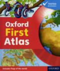Oxford First Atlas - Book