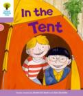 Oxford Reading Tree: Level 1+ More a Decode and Develop In The Tent - Book