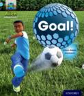 Project X: Alien Adventures: Blue: Goal! - Book