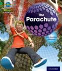 Project X: Alien Adventures: Green: The Parachute - Book
