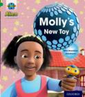 Project X: Alien Adventures: Green: Molly's New Toy - Book