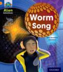 Project X: Alien Adventures: Orange: Worm Song - Book