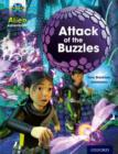 Project X: Alien Adventures: Turquoise: Attack of the Buzzles - Book