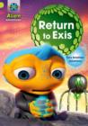 Project X: Alien Adventures: Lime: Return to Exis - Book