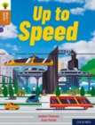 Oxford Reading Tree Word Sparks: Level 8: Up To Speed - Book