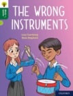 Oxford Reading Tree Word Sparks: Level 12: The Wrong Instruments - Book