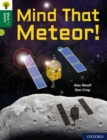 Oxford Reading Tree Word Sparks: Level 12: Mind That Meteor! - Book