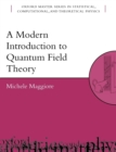 A Modern Introduction to Quantum Field Theory - Book