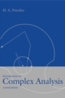 Introduction to Complex Analysis - Book