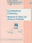 Carbohydrate Chemistry - Book