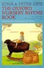 The Oxford Nursery Rhyme Book - Book