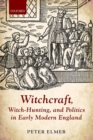 Witchcraft, Witch-Hunting, and Politics in Early Modern England - Book