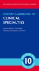Oxford Handbook of Clinical Specialties - Book