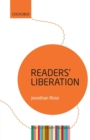 Readers' Liberation : The Literary Agenda - Book