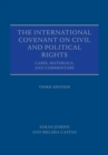 The International Covenant on Civil and Political Rights : Cases, Materials, and Commentary - Book