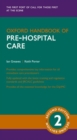 Oxford Handbook of Pre-hospital Care - Book