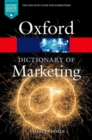 A Dictionary of Marketing - Book