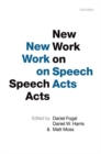 New Work on Speech Acts - Book