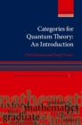Categories for Quantum Theory : An Introduction - Book