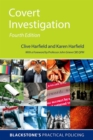 Covert Investigation - Book