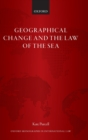 Geographical Change and the Law of the Sea - Book