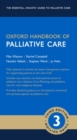 Oxford Handbook of Palliative Care - Book