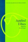 Applied Ethics - Book