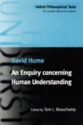 An Enquiry concerning Human Understanding - Book