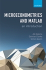 Microeconometrics and MATLAB: An Introduction - Book