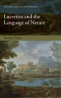 Lucretius and the Language of Nature - Book