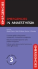Emergencies in Anaesthesia - Book