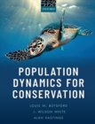 Population Dynamics for Conservation - Book