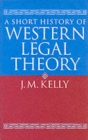 A Short History of Western Legal Theory - Book