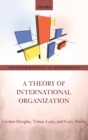 A Theory of International Organization - Book