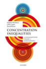 Concentration Inequalities : A Nonasymptotic Theory of Independence - Book