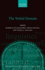 The Verbal Domain - Book