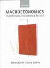 Macroeconomics : Imperfections, Institutions, and Policies - Book