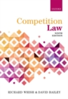 Competition Law - Book