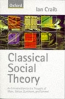 Classical Social Theory - Book