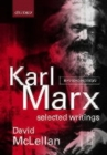 Karl Marx: Selected Writings - Book