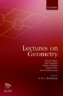 Lectures on Geometry - Book