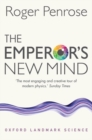 The Emperor's New Mind : Concerning Computers, Minds, and the Laws of Physics - Book