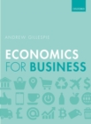 Economics for Business - Book