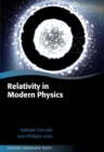 Relativity in Modern Physics - Book