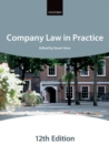 Company Law in Practice - Book