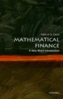 Mathematical Finance: A Very Short Introduction - Book