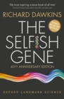 The Selfish Gene : 40th Anniversary edition - Book