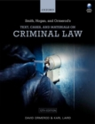 Smith, Hogan, & Ormerod's Text, Cases, & Materials on Criminal Law - Book