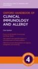 Oxford Handbook of Clinical Immunology and Allergy - Book