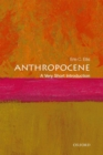 Anthropocene: A Very Short Introduction - Book